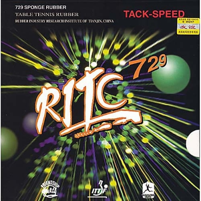 Friendship Belag R.I.T.C. 729 Tack Speed