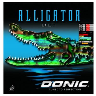 Donic Alligator Def OX//0,5//1,0 mm Rot Schwarz