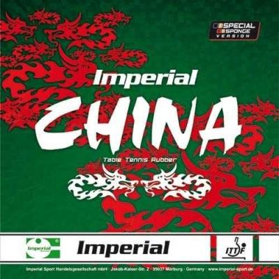 Imperial Belag China Special Sponge