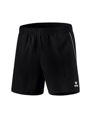 ERIMA Kinder / Herren Tischtennis Short Hosen Basics schwarz/weiß