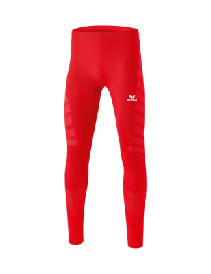 ERIMA Kinder / Herren Functional Tight Lang rot (+3% Zusatzrabatt)