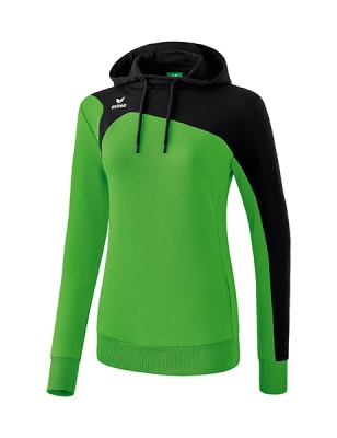 ERIMA Women Club 1900 2.0 Hoody CLUB 1900 2.0 green/schwarz