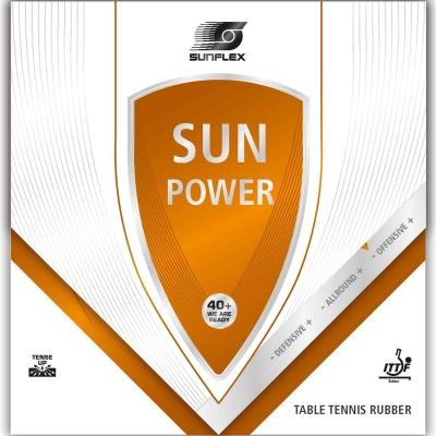 Sunflex Belag Sun Power