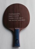 Komplettschläger FriJa Holz Rosewood R 5 + 2 Beläge Ihrer Wahl bis € 50,00 (+3% Zusatzrabatt)