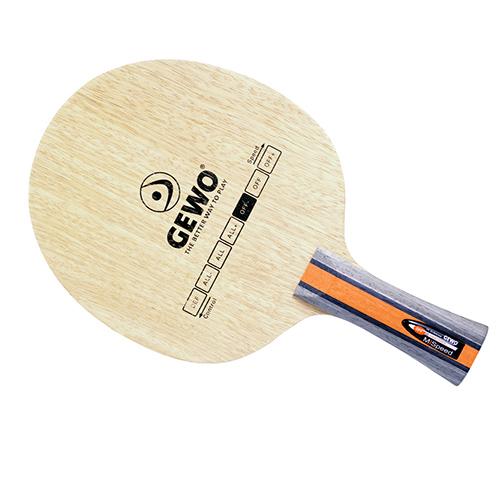 gewo holz hybrid carbon m speed off frija tt shop ihr spezialist f r tischtennis und erima. Black Bedroom Furniture Sets. Home Design Ideas