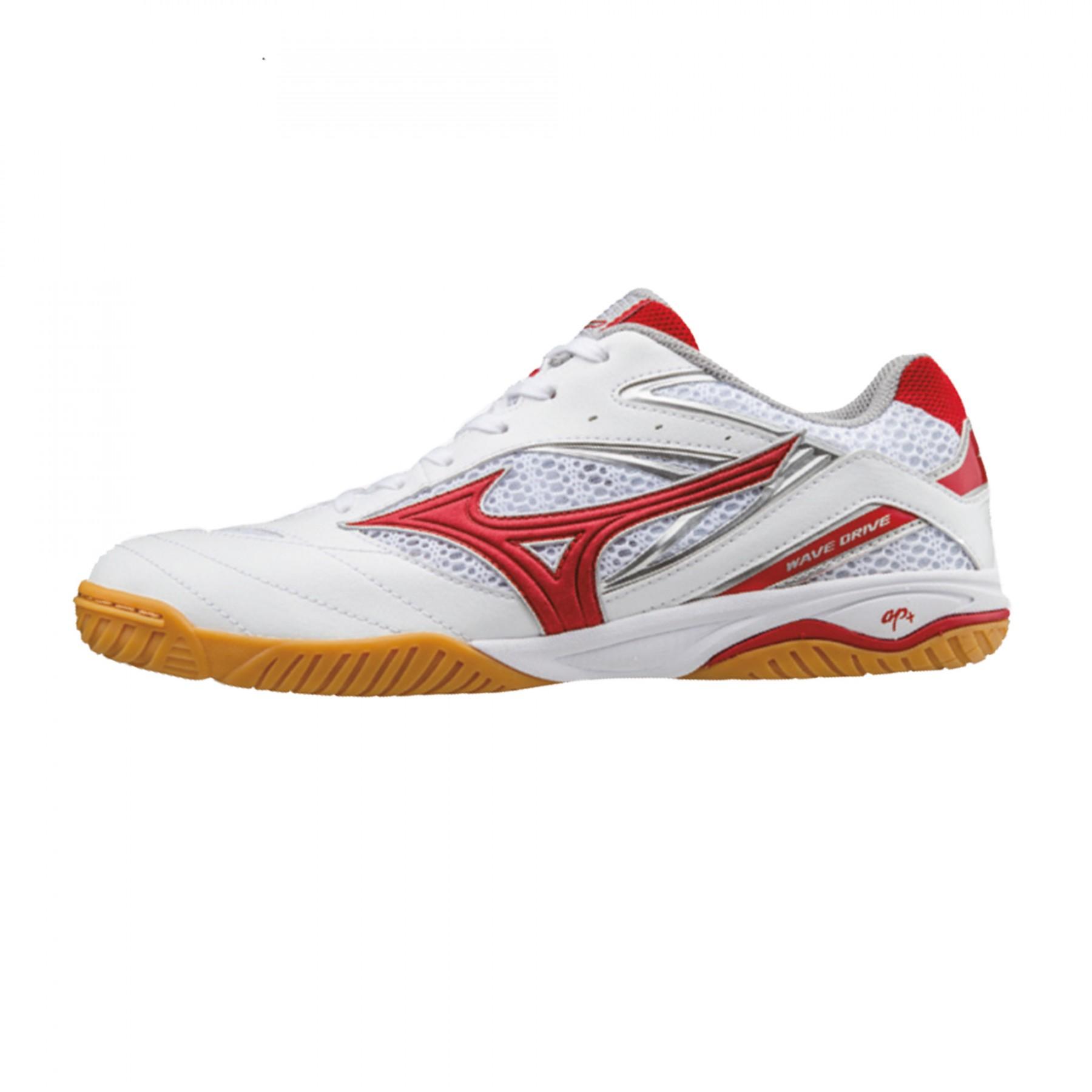 Mizuno Schuh Wave Drive 8 +1 Paar Socken gratis FriJa TT