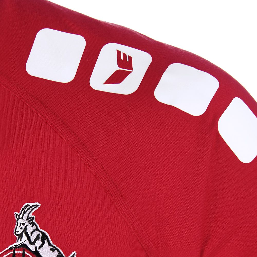 Erima Kinder Herren 1 Fc Köln 5 Cubes T Shirt Red Frija Tt Shop