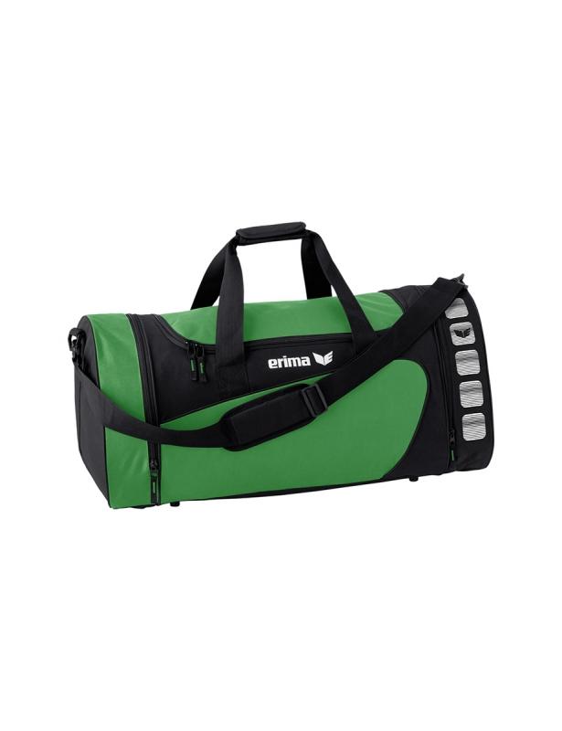 erima herren sporttasche smaragd schwarz frija tt shop. Black Bedroom Furniture Sets. Home Design Ideas