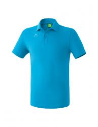 ERIMA Kinder / Herren Teamsport Poloshirt Basic Line curacao