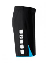 ERIMA CLASSIC 5-C Shorts schwarz/curacao