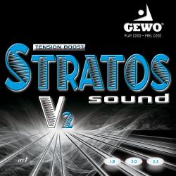 Gewo Belag Stratos V2 sound
