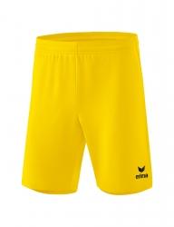 ERIMA Herren RIO 2.0 Short mit Innenslip gelb