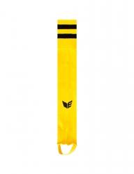 ERIMA Streifenstutzen  gelb/schwarz
