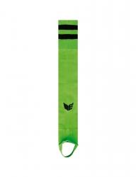 ERIMA Streifenstutzen green/schwarz