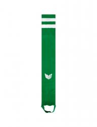 ERIMA Streifenstutzen  smaragd/weiß