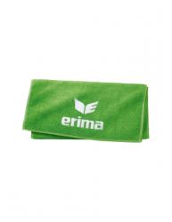 ERIMA Handtuch  weiß/green