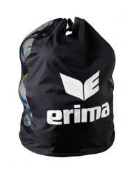 ERIMA Ballsack für 12 Bälle schwarz/weiß