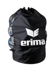 ERIMA Ballsack für 18 Bälle schwarz/weiß