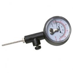 ERIMA Luftdruckmesser schwarz/weiß