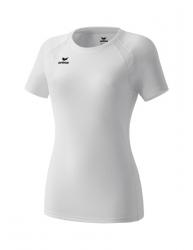 ERIMA Frauen PERFORMANCE T-Shirt weiß