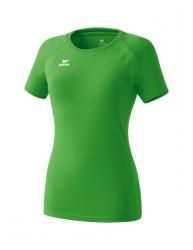 ERIMA Frauen PERFORMANCE T-Shirt green