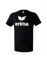 ERIMA Kinder / Herren Promo T-Shirt schwarz