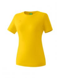 ERIMA Damen Teamsport T-Shirt gelb