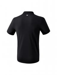 ERIMA Funktions Poloshirt schwarz