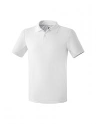 ERIMA Kinder / Herren Funktions-Poloshirt weiß