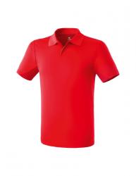 ERIMA Kinder / Herren Funktions-Poloshirt rot