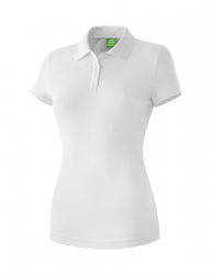 ERIMA Damen Teamsport Poloshirt weiß