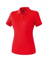 ERIMA Frauen Funktions-Poloshirt rot