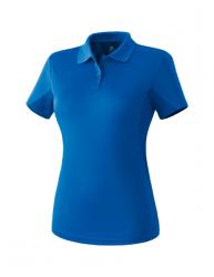 ERIMA Frauen Funktions-Poloshirt new royal