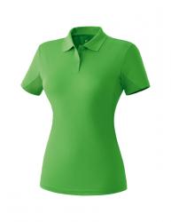 ERIMA Frauen Funktions-Poloshirt green