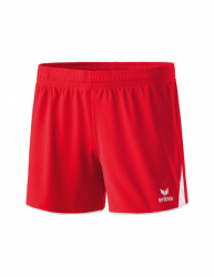 ERIMA Damen CLASSIC 5-C Shorts rot/weiß