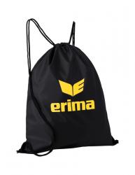 ERIMA Turnbeutel schwarz/gelb (2% Zusatzrabatt bei Vorkasse ab 200,00 ¤ Bestellwert)