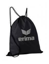 ERIMA Turnbeutel schwarz/granit (2% Zusatzrabatt bei Vorkasse ab 200,00 ¤ Bestellwert)
