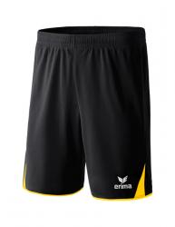 ERIMA Kinder / Herren 5-CUBES Short 5-CUBES schwarz/gelb
