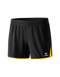 ERIMA Frauen 5-CUBES Short 5-CUBES schwarz/gelb