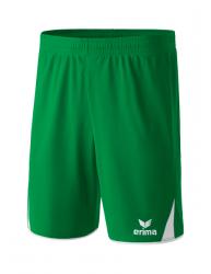 ERIMA Kinder / Herren 5-CUBES Short 5-CUBES smaragd/weiß