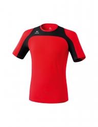 ERIMA Kinder Race Line Running T-Shirt RACE Line rot/schwarz