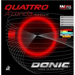 Donic Belag Quattro Aconda MEDIUM