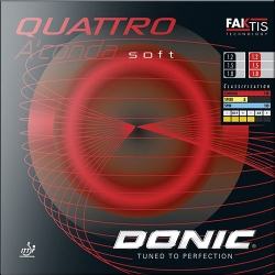 Donic Belag Quattro Aconda soft