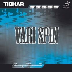 Tibhar Rubber Vari Spin