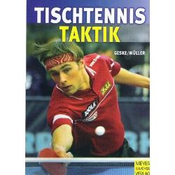 Buch: Tischtennis Taktik