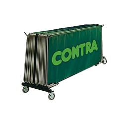 Transportwagen 2,33 m für 24 Umrandungen, einstöckig