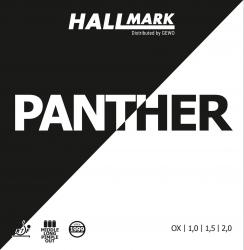 Hallmark Belag Panther (Mittellange Noppe)