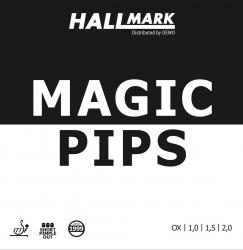 Hallmark Belag Magic Pips (Langnoppe)