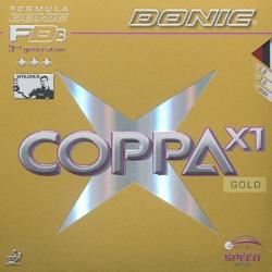 Donic Belag Coppa X1 Gold