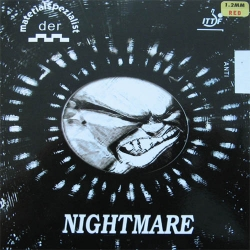 Der Materialspezialist Belag Nightmare (Anti)